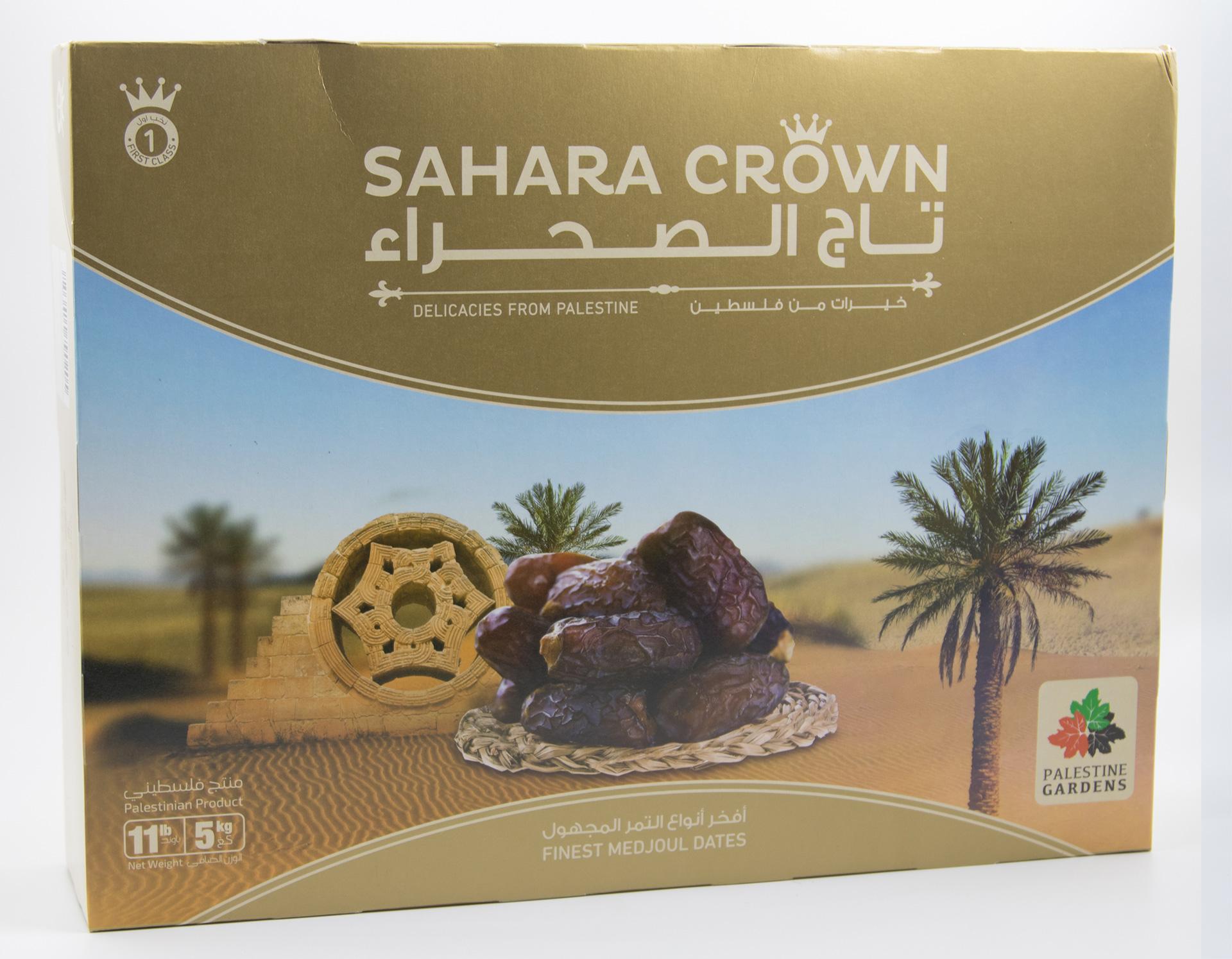 Sahara Crown