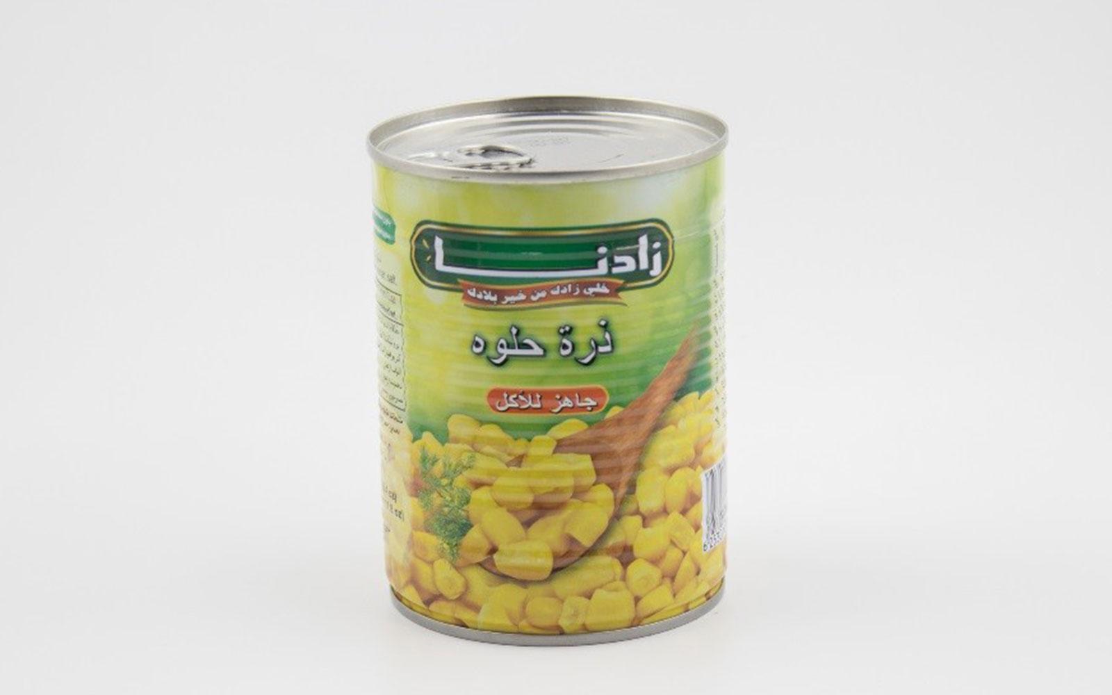 Zadona Sweet Corn