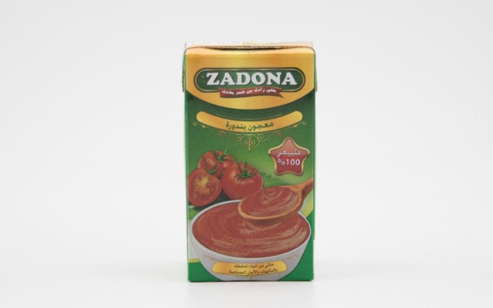 Zadona Tomato Paste